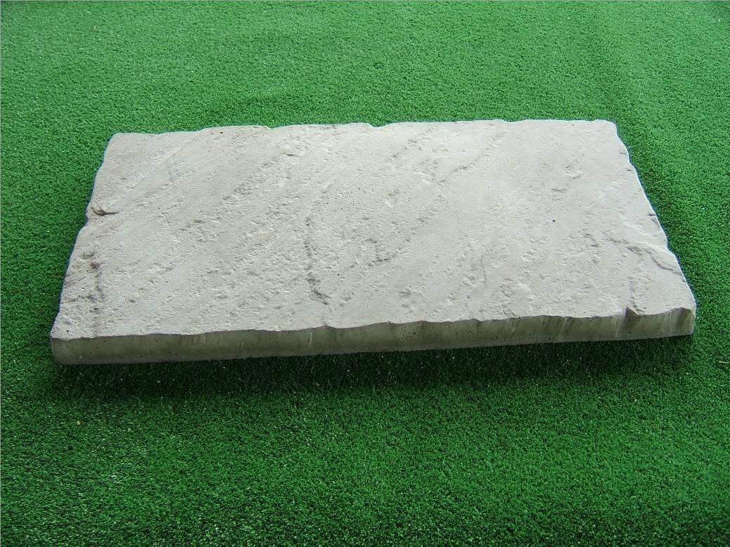 Patio Pavers Ebay : New yorkstone paver mould plastic patio paving