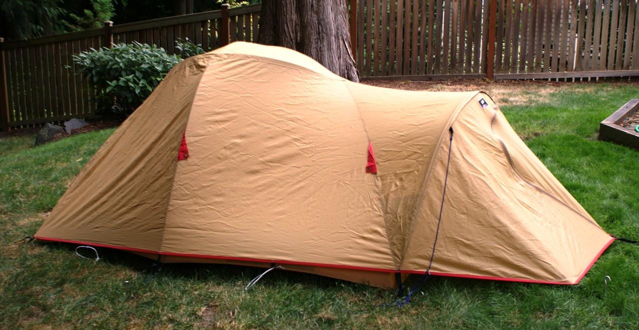 ... Moss-Stardome-II-4-Season-Tent-W-Footprint- & Moss Stardome II - 4 Season Tent -W/Footprint -USA Made | eBay