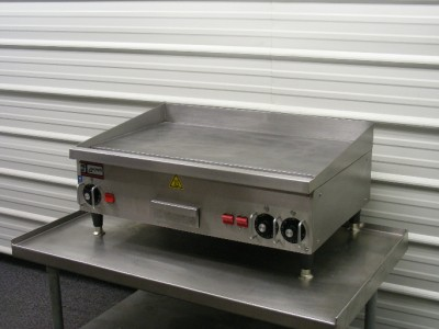 Electric Countertop Stove With Griddle : ... 36