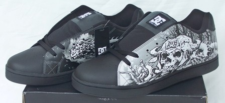 NEW-MENS-DC-SKATE-SHOES-SNEAKERS-10-11-12-13-BLACK
