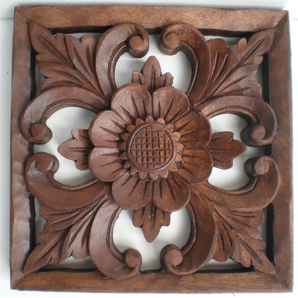 Wood Carved Wall Art Bing Images