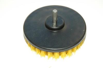 Standard Scrub Brush Car Carpet Mat 5 Quot Round Brush With