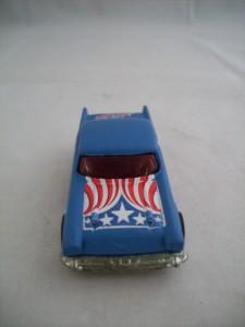 Mattel Hot Wheels 1957 Chevy Bel Air Hardtop Toy Car