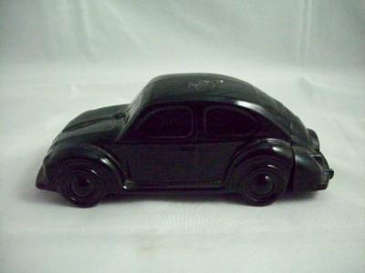 avon vw volkswagen bug car glass cologne decanter ebay. Black Bedroom Furniture Sets. Home Design Ideas