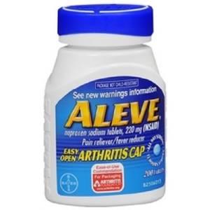 Naproxen for arthritis pain