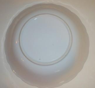 4 different patterns of Antique dishes for sale