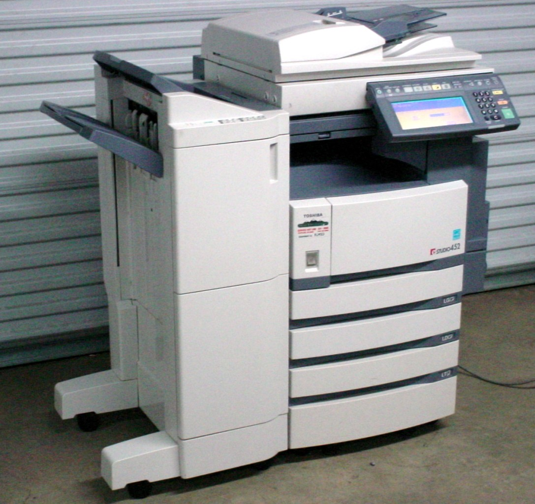 toshiba e studio copy machine