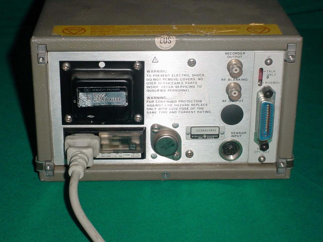 Hp Power Meter : Hp power meter a ebay
