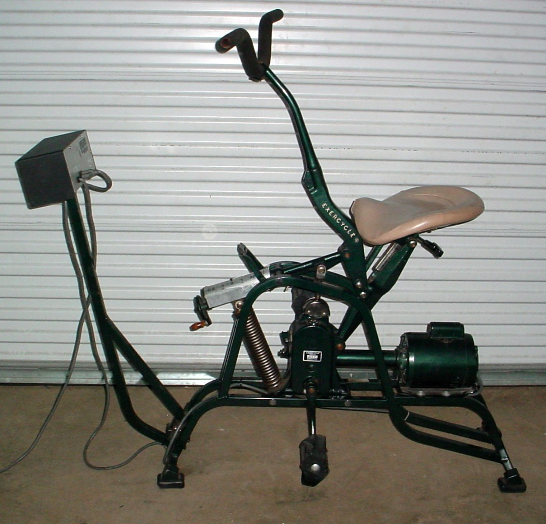 jiggler workout machine