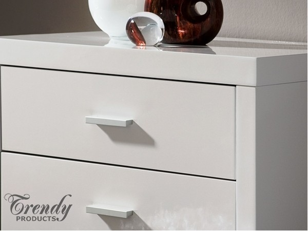 Clean straight lines, smooth fronts and crisp corners are the design