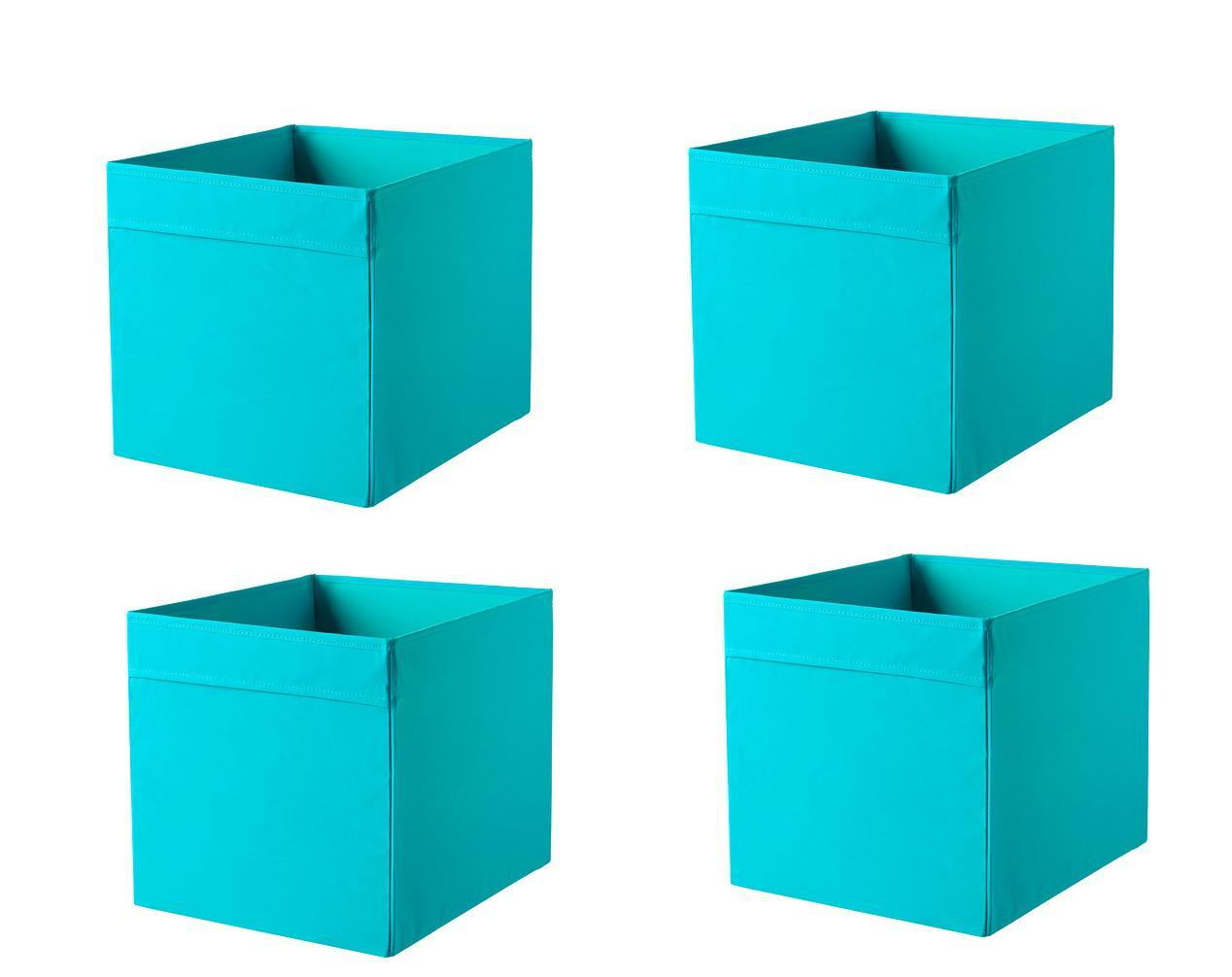 1 2 or 4x ikea dr na storage box organiser expedit unit for Ikea expedit 2 x 1