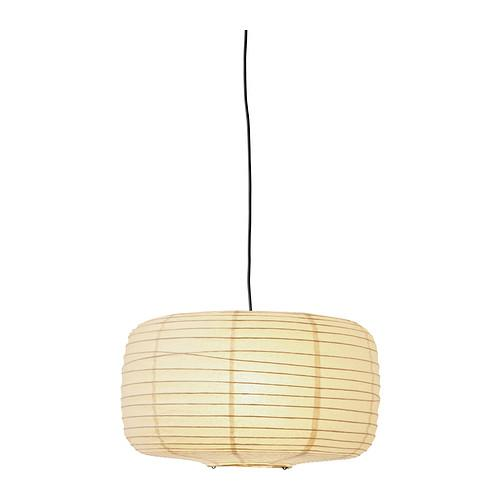 details about ikea paper pendant lamp shade rice paper lamp 3 models