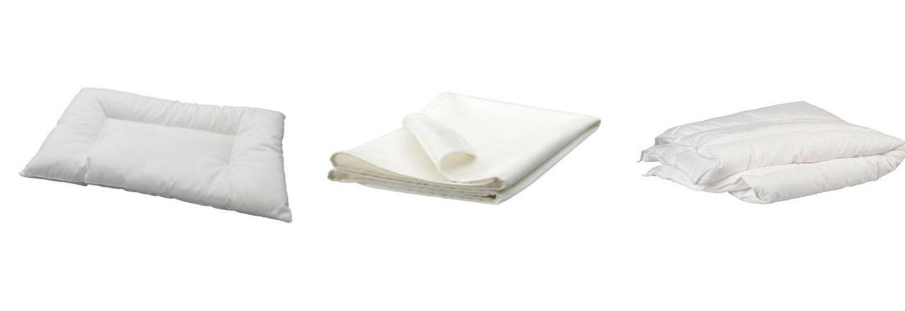 Schuhschrank Ikea Trones Weiß ~ Ikea QUILT, DUVET, PILLOW, MATTRESS PROTECTOR for COT ~ single or set
