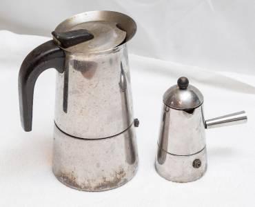 Lavazza Stovetop Coffee Maker : Vintage Carmencita Lavazza & Musa Stovetop Espresso Coffee Maker Lot tob eBay