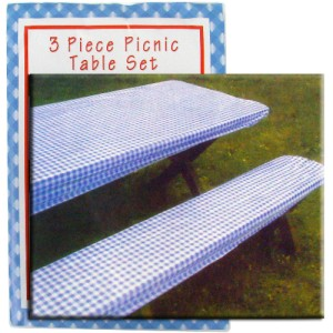 Picnic Tableclothand Bench Covers submited images.