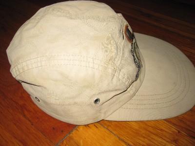 Rare vintage polo ralph lauren fishing longbill hat 1992 for Polo fishing hat