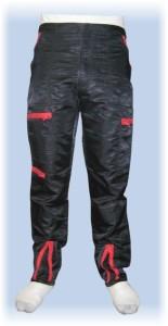 parachute pants breakin nwt 1980s sz34 nylon shiny hot