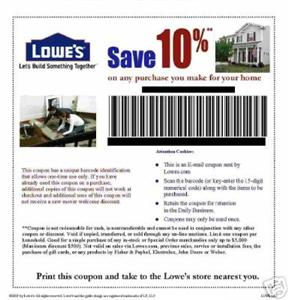 lowes project starter Your source for all available lowes coupons instant email delivery $20 off $100, $15 off $75, $40 off $200, $60 off $400, 10% off coupon & more.