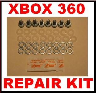 XBOX 360 X-Clamp Replacement X Clamp Repair