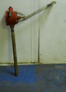 TUTHILL / FILL RITE FR152 PISTON HAND PUMP