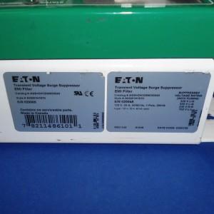 cutler hammer transient voltage surge suppressor emi filter ags ch120n030040 ebay. Black Bedroom Furniture Sets. Home Design Ideas