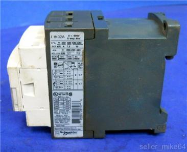 Telemecanique Lc1 D18 Circuit Breaker 600 Vac 32 A 24