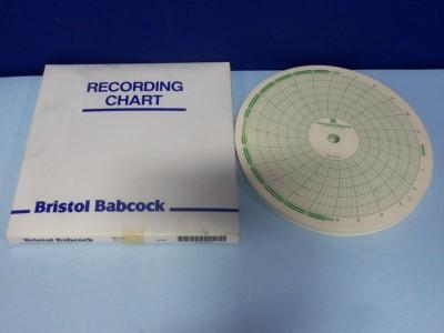 Bristol Babcock 2218 Recording Charts Lot Of 100 Nib Ebay