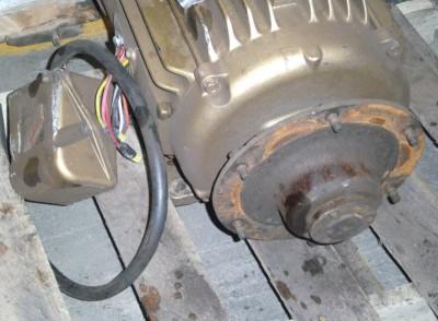 Baldor em2394t super e super e ac motor frame 254t 15 hp for Baldor 15 hp motor