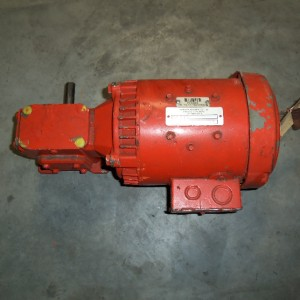 Emerson 1750rpm electric motor with reducer f001 uniline for Emerson electric motor model numbers