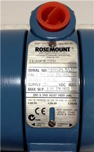 rosemount 1151 dp transmitter manual
