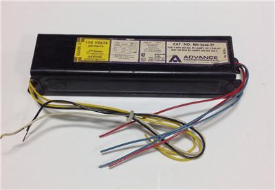 Advance Mark Ii 120v 77 68a Type 1 Electronic Ballast Rm
