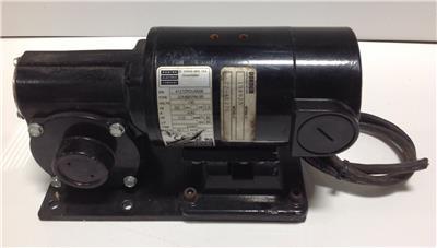 Bodine dc motor 130v 1 12hp 32a4bepm 5r dorner 22 4127l ebay Dorner motor