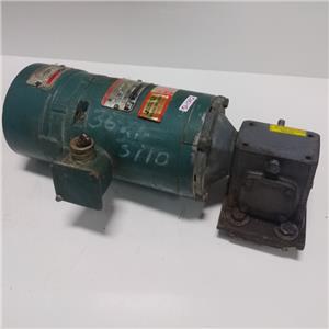 Reliance duty master 1725rpm 1 4hp ac motor w boston gear for Duty master ac motor