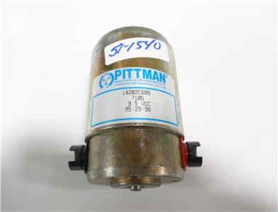 Pittman Dc Motor 14202c688 Jch Ebay
