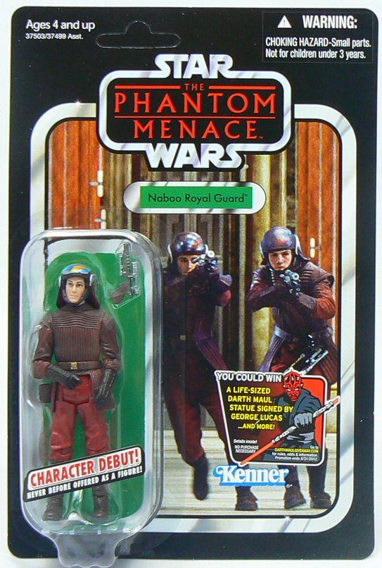 The Phantom Menace Toys : Star wars vintage collection phantom menace naboo royal
