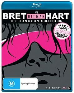 WWE-Bret-Hitman-Hart-The-Dungeon-Collection-Blu-Ray-2-Discs-WWF-Wrestling-WCW