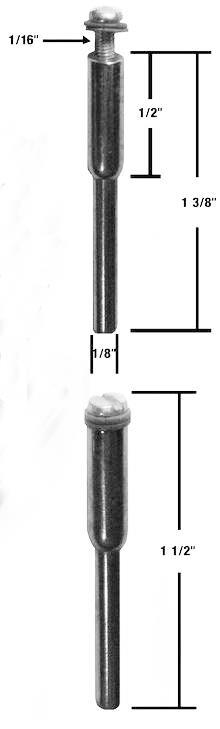 mandrel for dremel rotary tools
