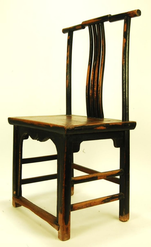 antique elm wood chair furniture d 233 cor dining