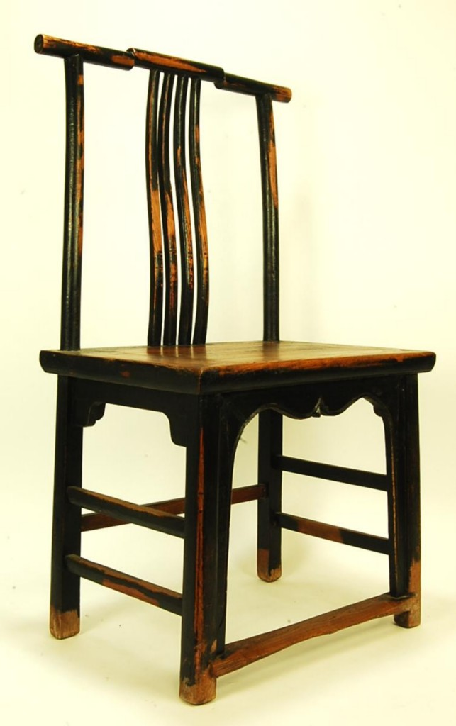 Antique chinese elm wood chair furniture d cor dining for Chinese furniture ebay australia