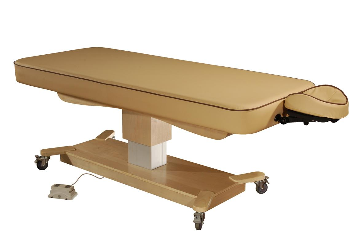 Mt Maxking Comfort Electric Lift Stationary Massage Table