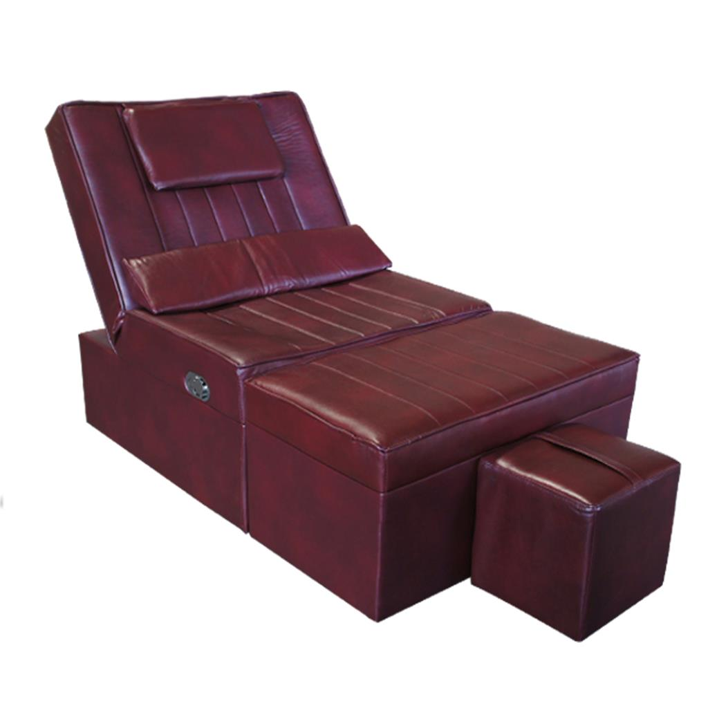 Toa 2 sofas reflexology reclining foot massage sofa chair for Sofa chair