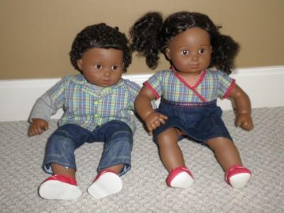Bitty Baby Twin Dolls ...