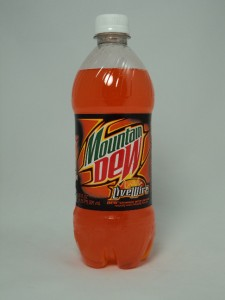 FRESH 6 pack 20oz Mountain Dew LiveWire soda!!! | eBay