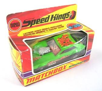 Matchbox Speed Kings K 39 Milligans Mill 1972 MIB