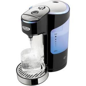 breville black hot cup water dispenser electric kettle. Black Bedroom Furniture Sets. Home Design Ideas