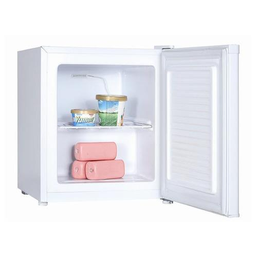 Igenix Small Counter Table Top Freezer With Lock White