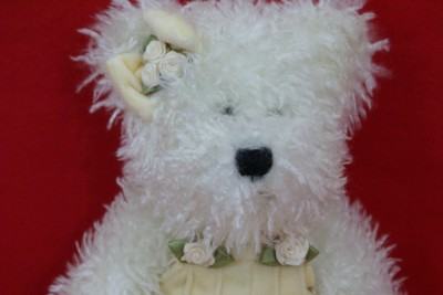 NWTags BOYDS BEARS COLLECTION ALISSA WITEBRED 12 PLUSH