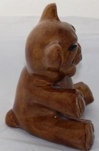 Vintage California Pottery Willoughby Studio 1952 Ceramic