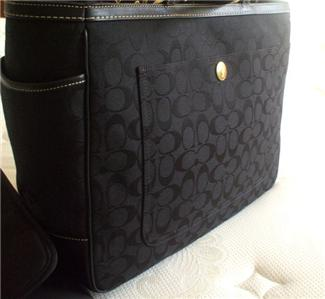 diaper bag leather designer  baby diaper