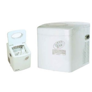 New Magic Chef Compact Portable Countertop Ice Maker